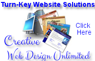 Creative Web Design Unlimited